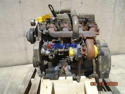 John Deere 4045t Engine Complete Powertech Runner Mdn 4045tf150 Bcn R115081