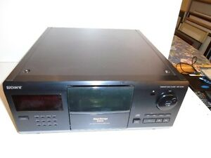 SONY MEGA STORAGE ( 200CD ) COMPACT DISC PLAYER Cambridge Kitchener Area image 4