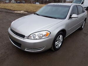 2007 Chevrolet Impala  LS CERTIFIED AND EMISSION