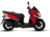 SYM JET 14 50 AC 3 years warranty moped scooter learner legal at 16
