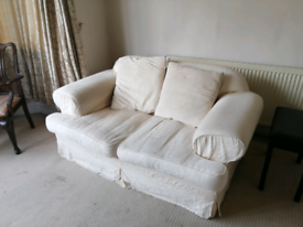 X2 2 seater sofa. Free to collector