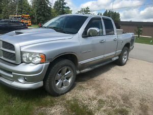 Safetied 2005 Dodge Ram 1500 Daytona