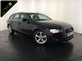 2012 AUDI A4 TECHNIK TDI DIESEL ESTATE AUDI SERVICE HISTORY FINANCE PX WELCOME