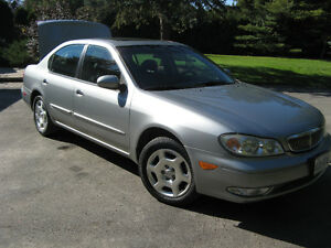2001 Infiniti I30 Luxury w/Sunroof Sedan