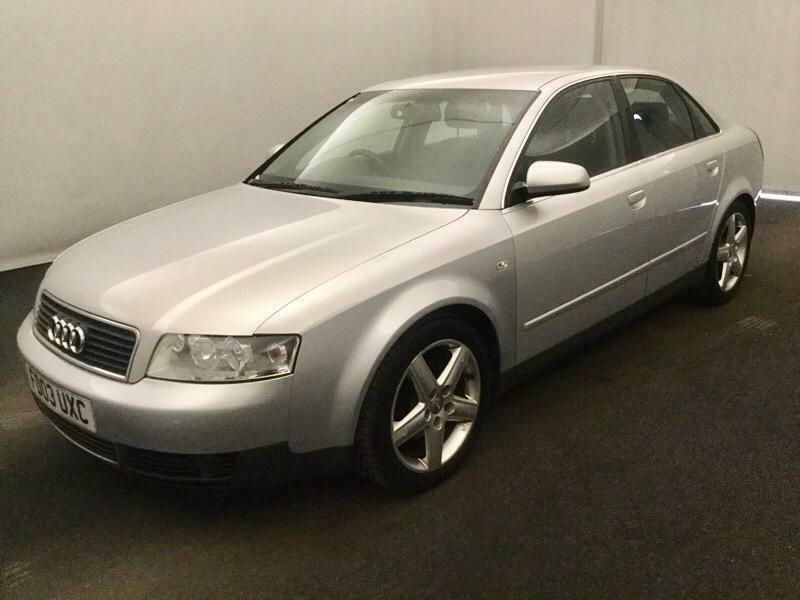 AUDI A4 1.9TDI SPORT [PRICE REDUCED!!] FULL MOT..GOOD HISTORY..LOOKS+DRIVES GOOD