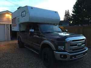 1997 canadian box camper for trade