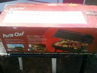 PortaChef Portable Gas BBq by Broil King