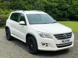 VW TIGUAN 2.0TDI 4Motion R LINE - HPI CLEAR - JUST SERVICED