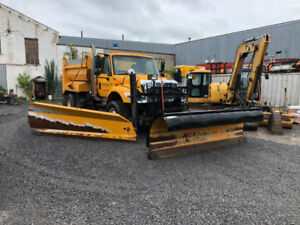 2006 International Plow Wing And Salter