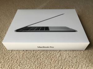 "MACBOOK PRO 13"" 256GB 2018 BRAND NEW WITH EXTRAS"