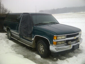 8 foot Box for Chev/GMC - 88 - 97