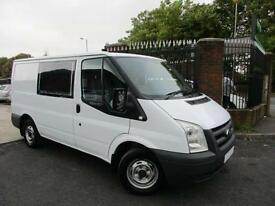 Ford Transit 2.2TDCi Duratorq ( 115PS ) 300S ( Low Roof ) 300 SWB EX POLICE