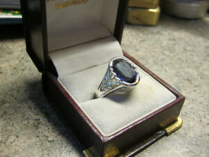 NEW .925 (STAMPED) STIRLING SILVER RINGS