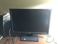 """Acer X488 with 19"""" Monitor Only $250 for local pickup"""