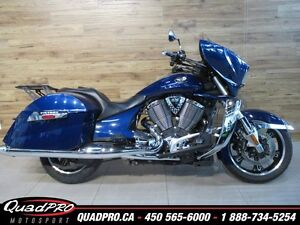 2013 Victory Motorcycles Cross Country 106 POUCES CUBE 37$/SEMAI