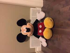 Giant Mickey Mouse
