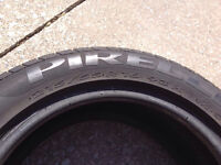 Pirelli P6 215/55R16 93H tire (one only)
