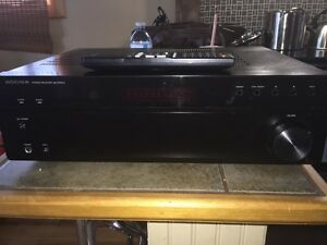 Insignia stereo receiver