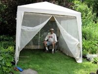 8'X8' Screen House Gazebo Outdoor Party Tent by Guidesman