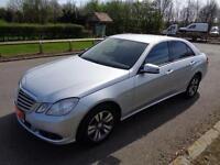 2010 Mercedes-Benz E Class 2.1 E220 CDI BlueEFFICIENCY SE 4dr