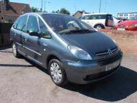 Citroen Xsara Picasso 1.6HDi 92hp Exclusive - Part Exchange As Is