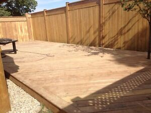 Fence and deck installers London Ontario image 3