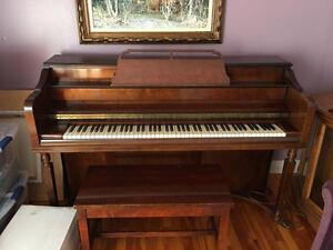 Piano de marque Willis Montréal
