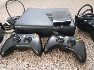 Xbox 360 with 320GB