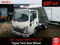 Isuzu Grafter Twin Rear Wheel Tipper N35.125 (AWAITING NEW STOCK)