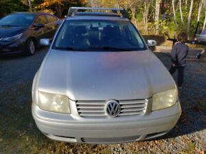 2000 VW Jetta GLS 2.0 for sale