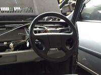Golf mk1 mk2 cabriolet steering wheel genuine