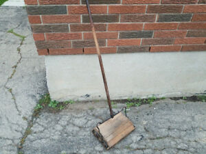Antique Sweeper
