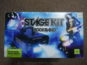 Rock Band 2 3 4 Stage Kit Xbox 360 One Fog Machine Light Show