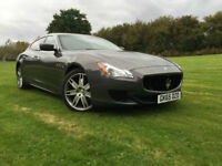 Beautiful 2016 model 65 Reg Maserati Quattroporte 3.0TD ( 275bhp ) Auto
