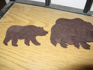 Appliques, laser cut  for Quilting etc. Prince George British Columbia image 5