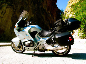 Tour BC on a BMW 1100rt