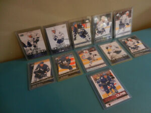 Toronto Maple Leafs Upper Deck Young Guns Various Lot of 11