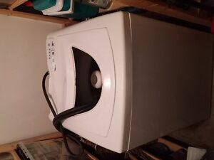 portable washer kenmore