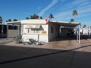 Mobile Home for Sale in Apache Junction, AZ.