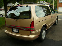 1996 Mercury Villager LS