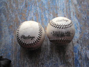 For Sale: Baseballs
