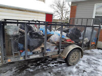 JUNK REMOVAL & YARD CLEAN-UP