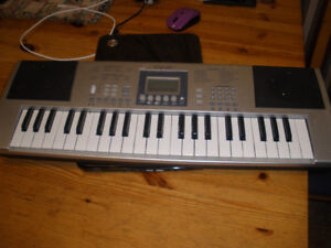 Used EQUIP electronic piano make all different sounds