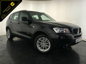 2014 BMW X3 XDRIVE20D SE DIESEL 1 OWNER SERVICE HISTORY FINANCE PX WELCOME
