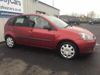 2008 Ford Fiesta 1.25 Style Climate 5dr