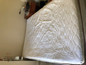 Queen Size Mattress for sale Pickup only
