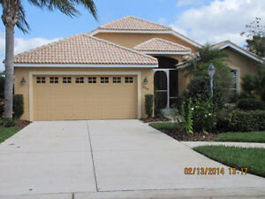 Southwest Florida Pool Home in Gated Community