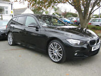 2013/13 BMW 330d BluePerformance M Sport Auto Estate~1 OWNER~PROFESSIONAL MEDIA.