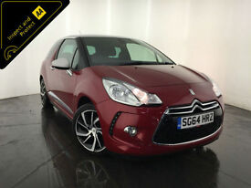 2014 64 CITROEN DS3 DSTYLE + E-HDI DIESEL 1 OWNER SERVICE HISTORY PX WELCOME
