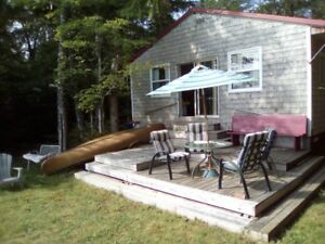 Lakefront Cottage for Sale at Cooks Lake